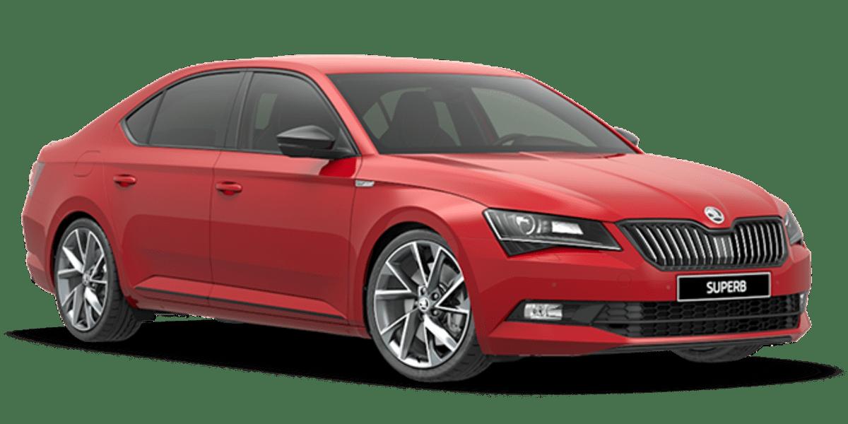 SUPERB SportLine Plus Limousine
