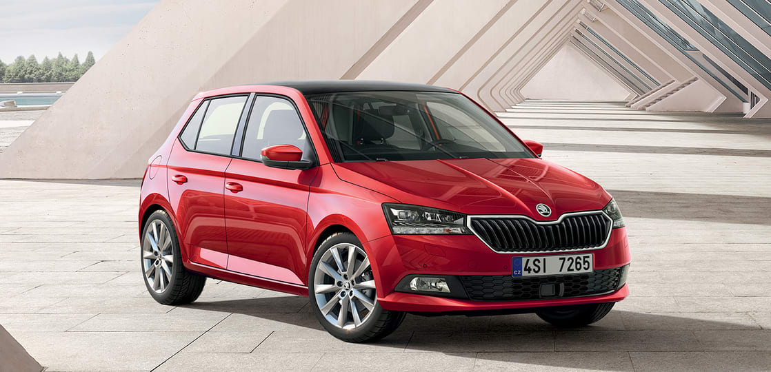 New FABIA Offre