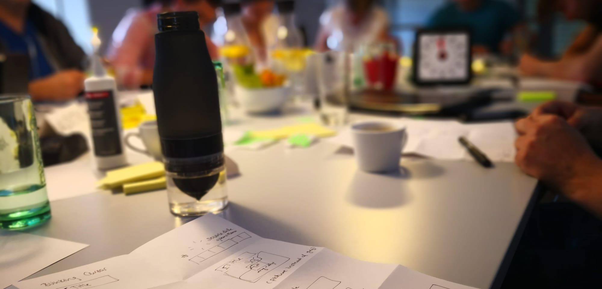Design Sprints. Mit wenigen Tools zum raschen Projekterfolg