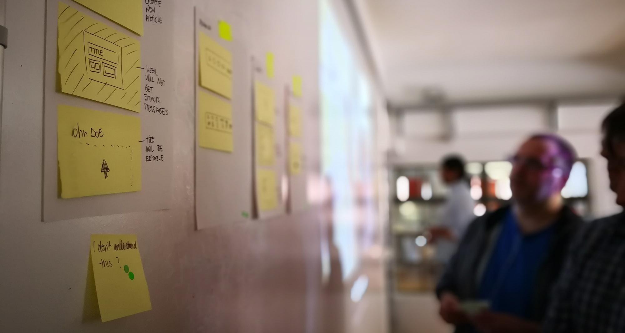 Digitale Beratung und Strategie, sowie Agile Projekt Management