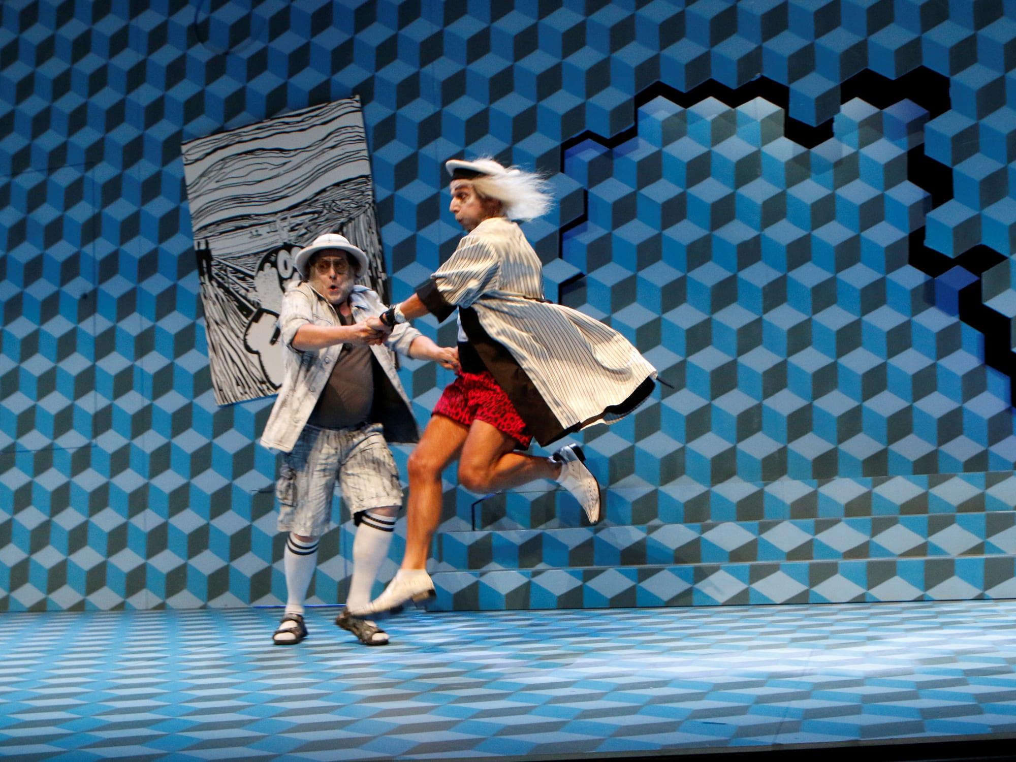 Pension Schöller in einer Produktion vom Theater Pforzheim