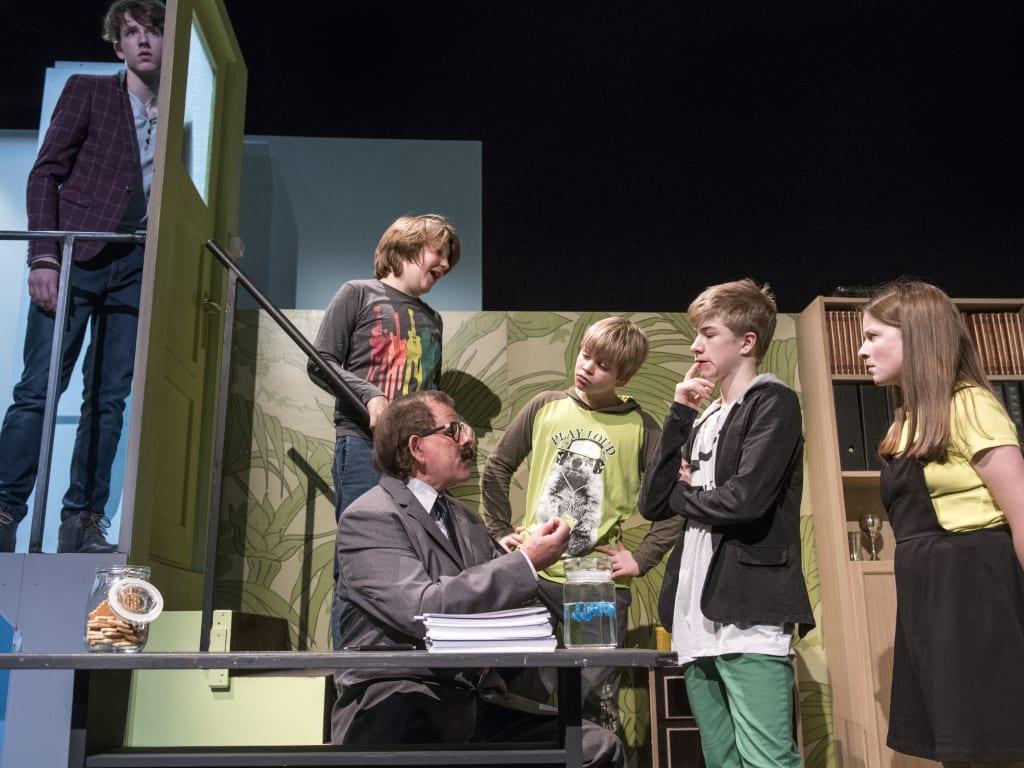 Kinder- und Jugendtheater 4 1/2 Freunde