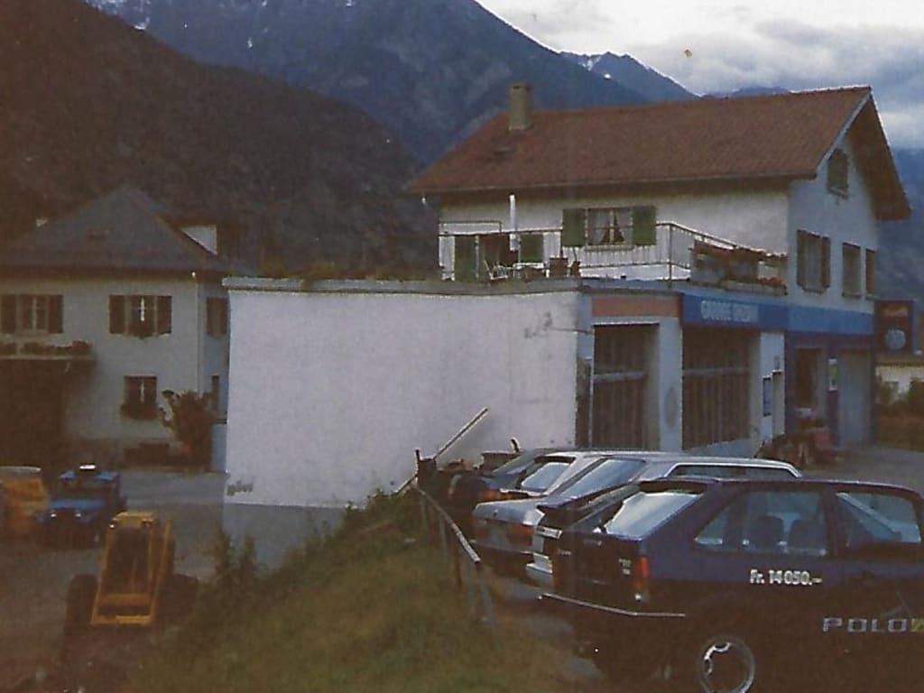 Garage Enzian 1988 gross
