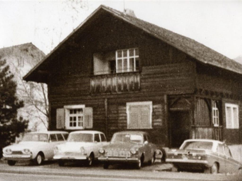 Falknis Garage Landstrasse