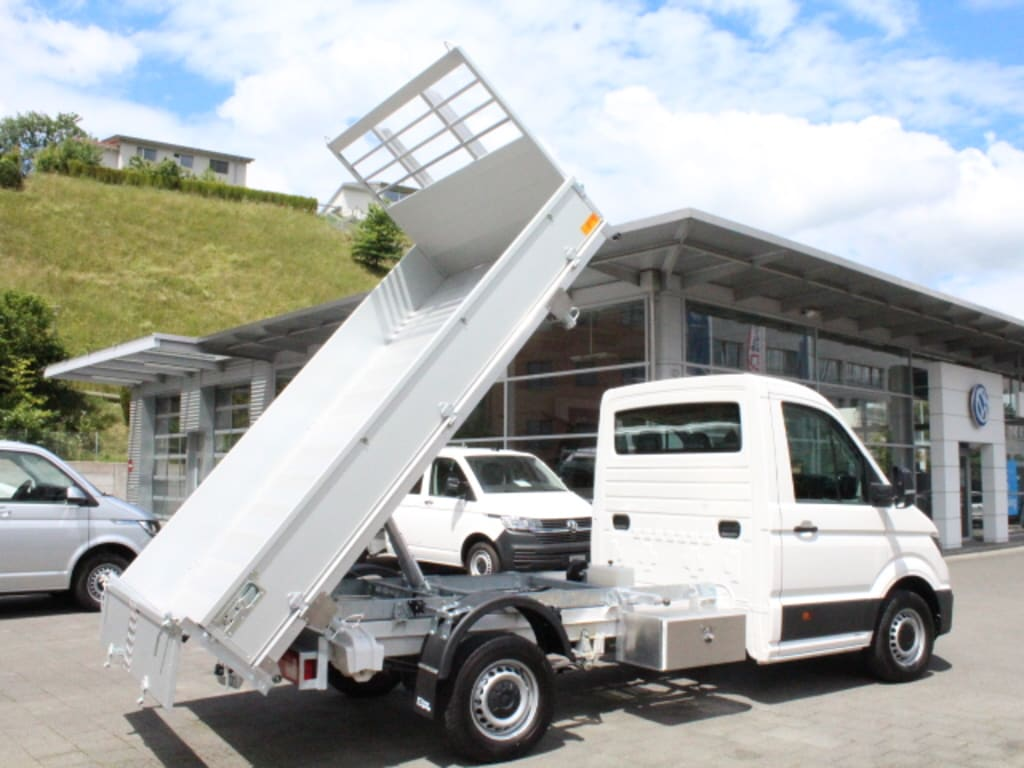 VW Crafter 438290 3