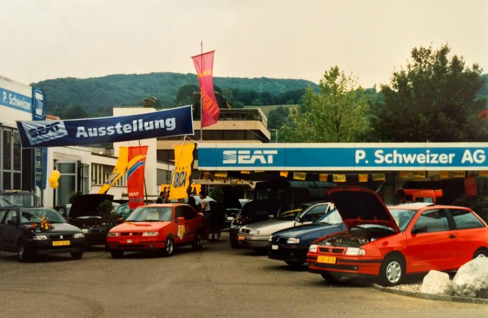 Alte PSchweizerAG