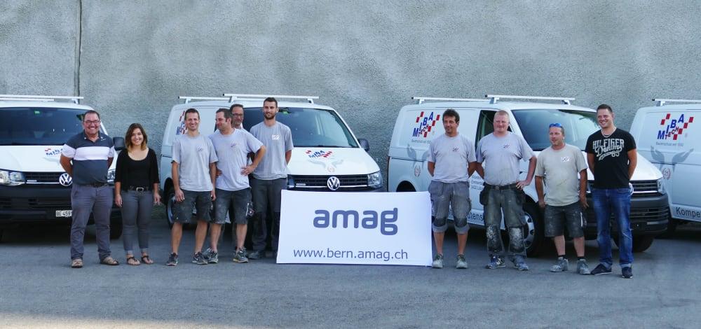Mibatech_Fahrzeugübergabe_AMAG