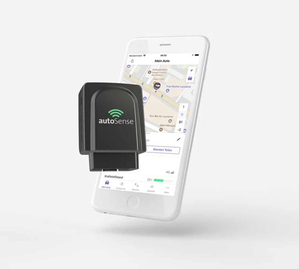 autoSense_Keyvisual Handy AMAG Basel