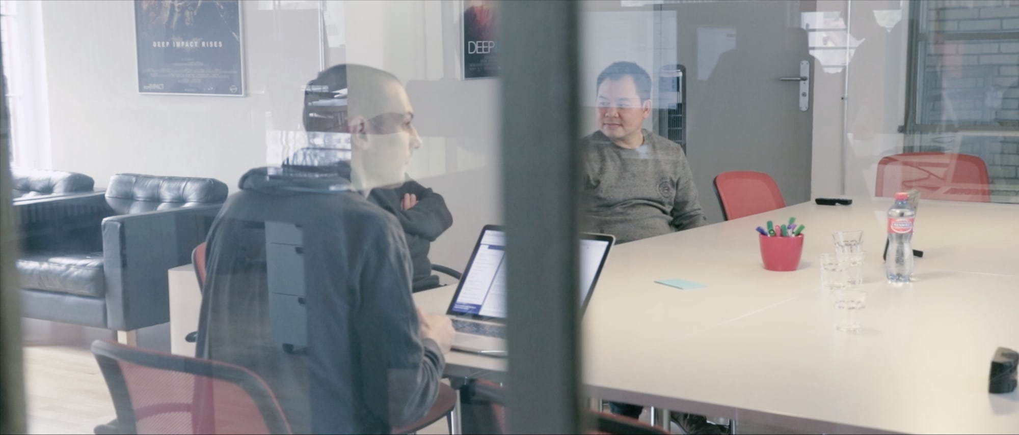 Agiles Projekt Management im Team