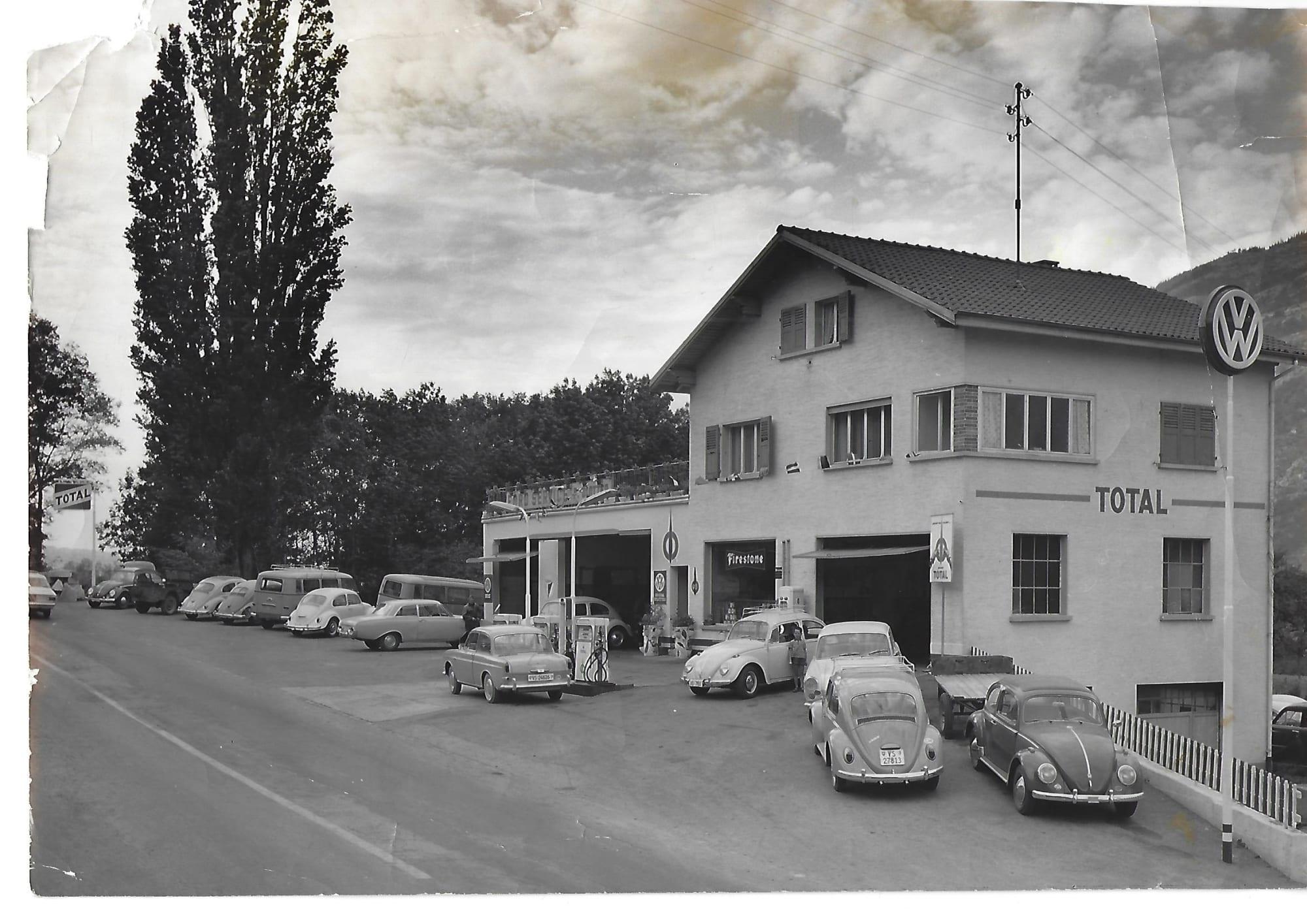 Garage 1960