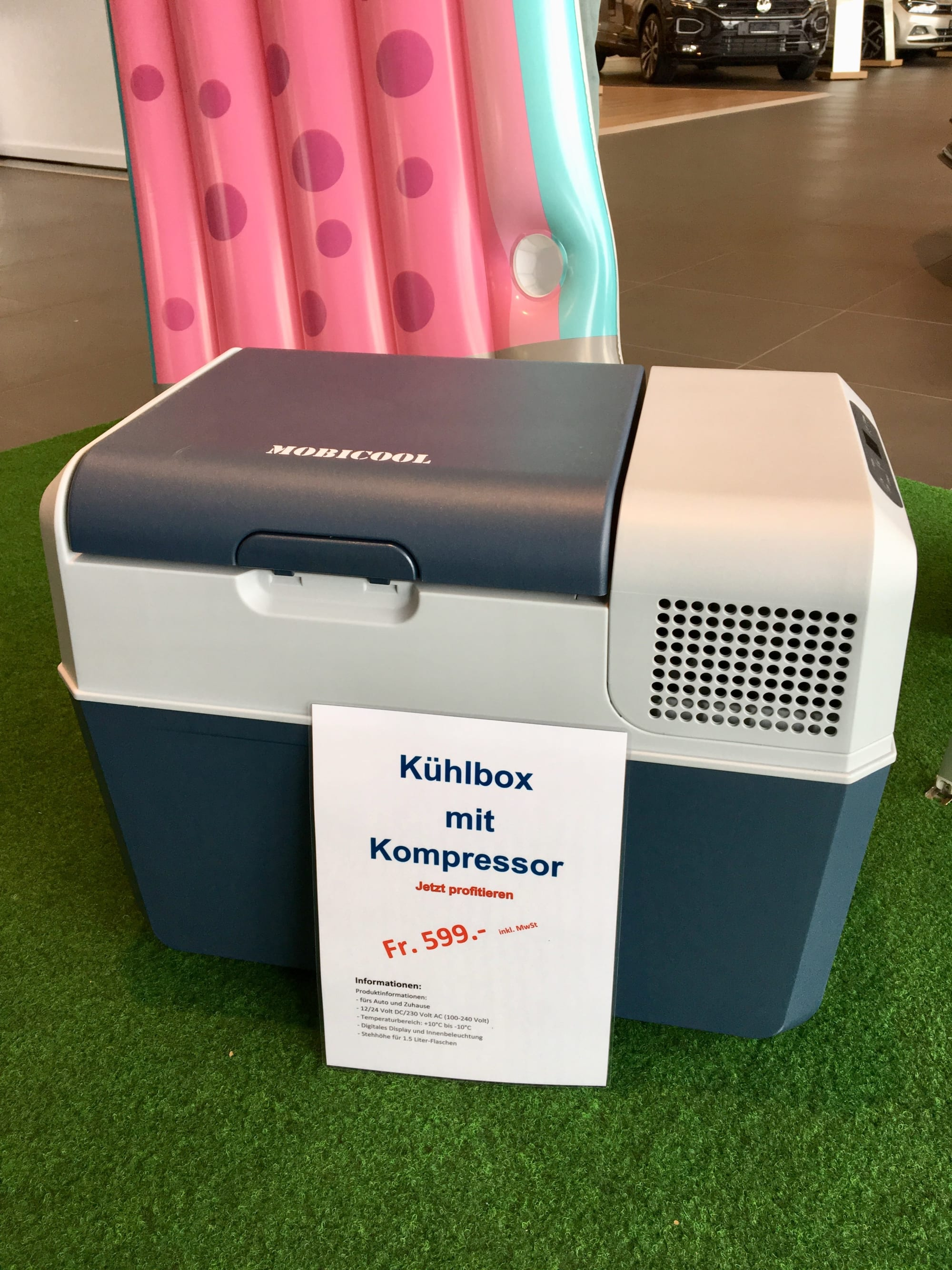Kühlbox Mobicool