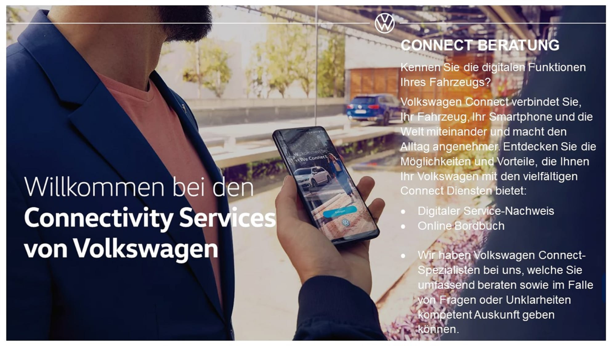 Connectberatung für Homepage