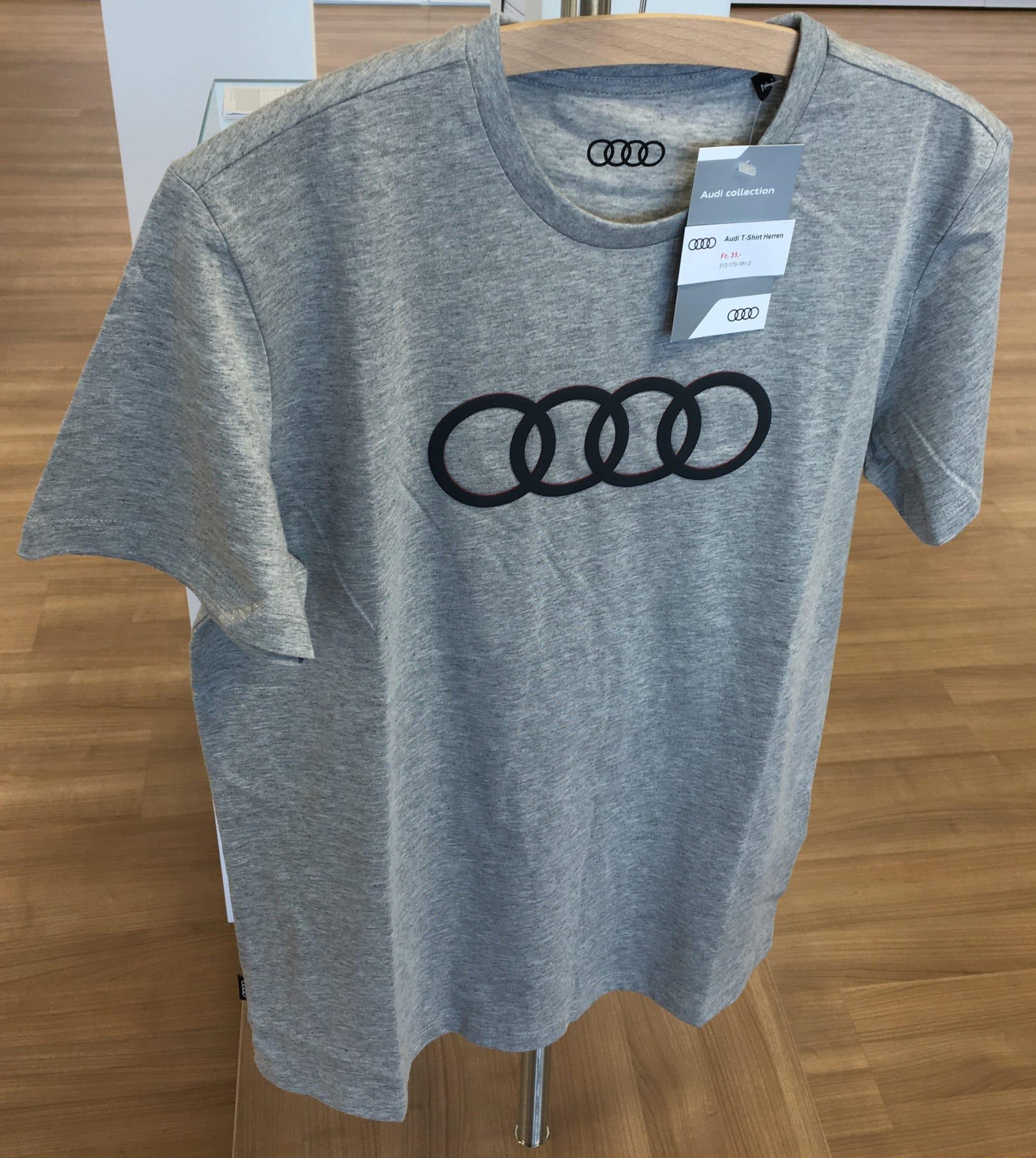 Shirt Audi