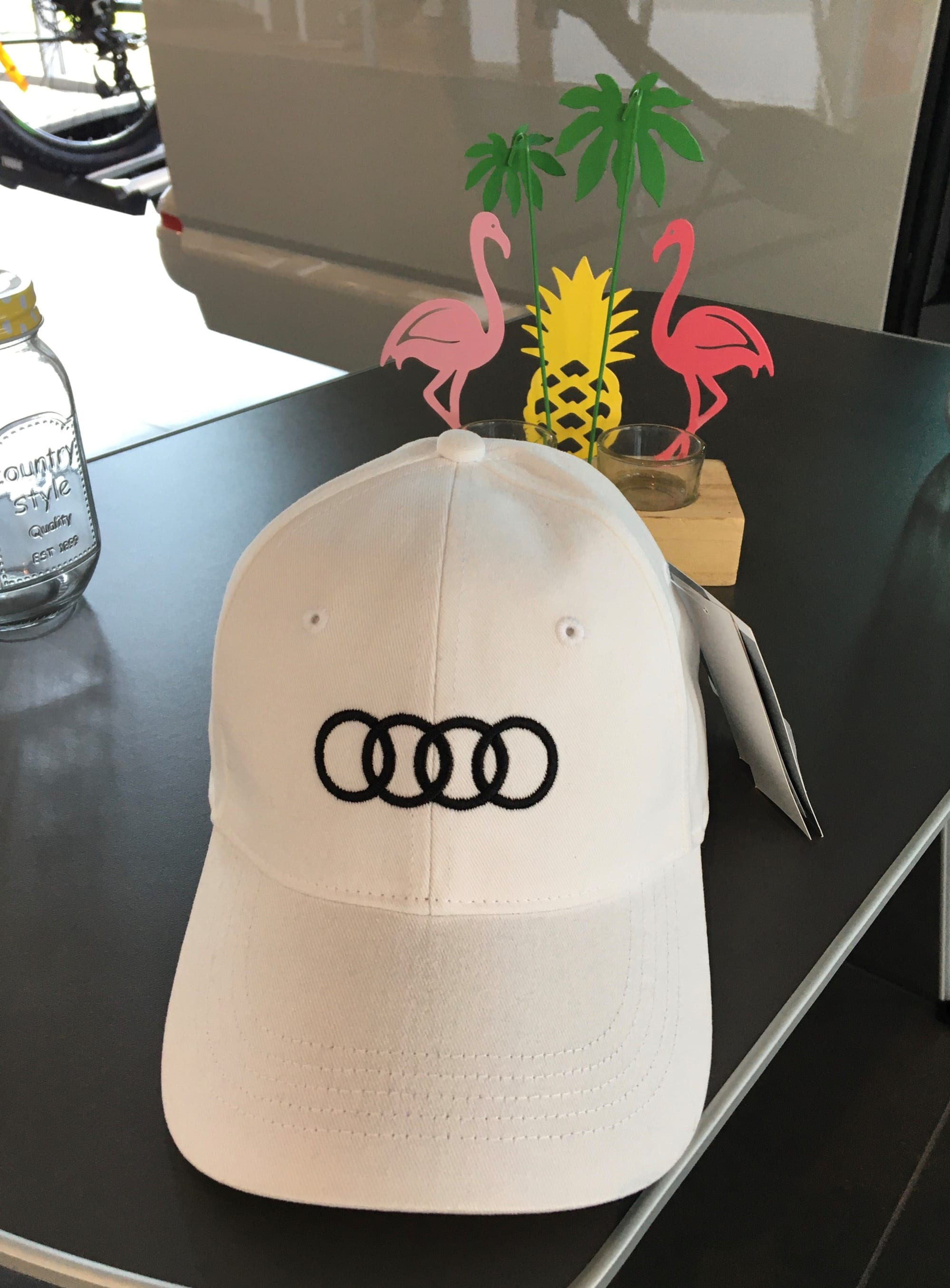 Audi Cap