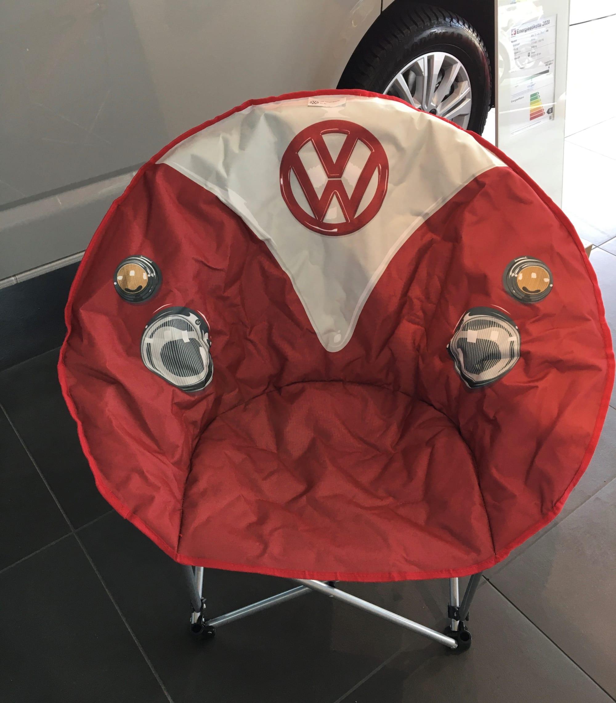 VW Bulli Sessel