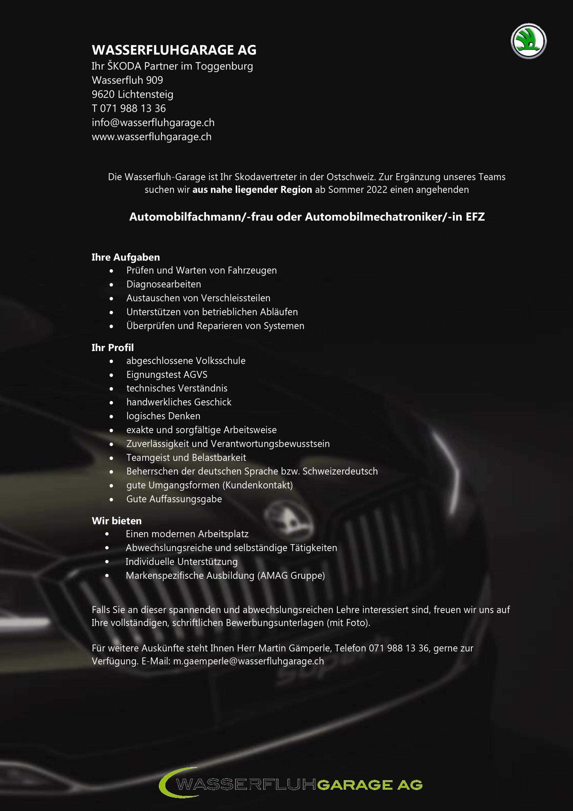 Inserat_Lehrling_Automechatroniker_Fachmann_2022
