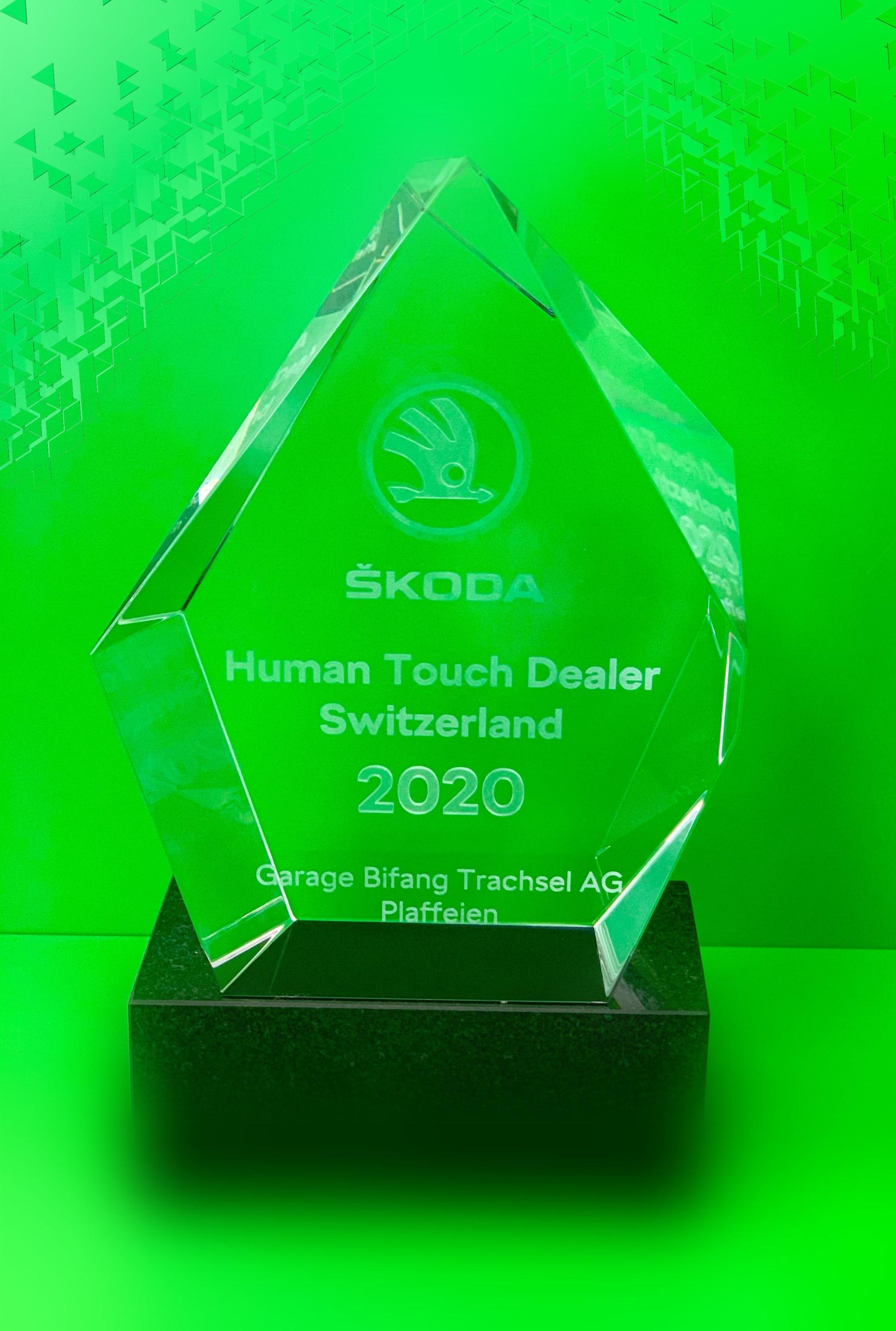 Human Touch Pokal