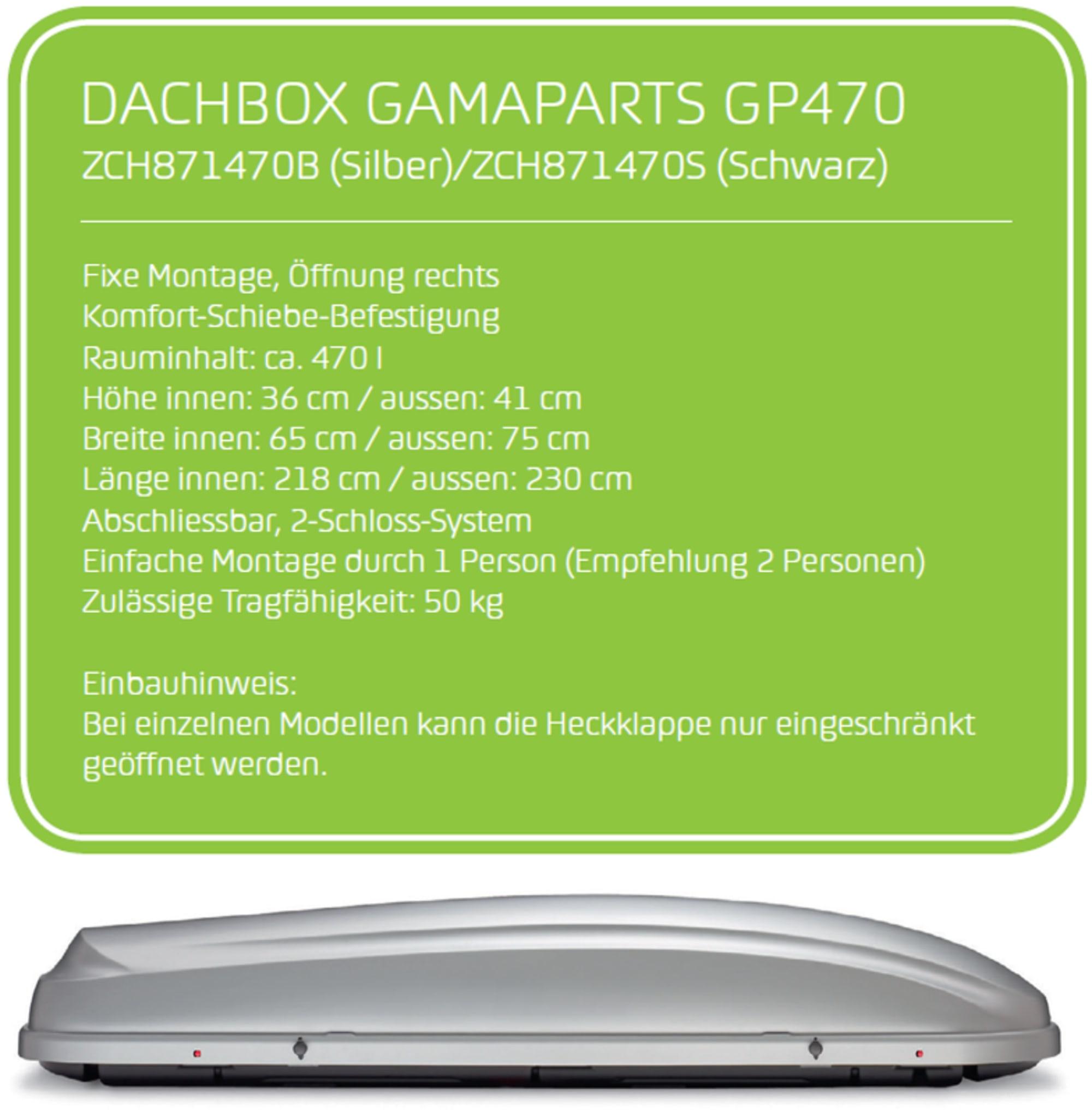 Details Dachbox