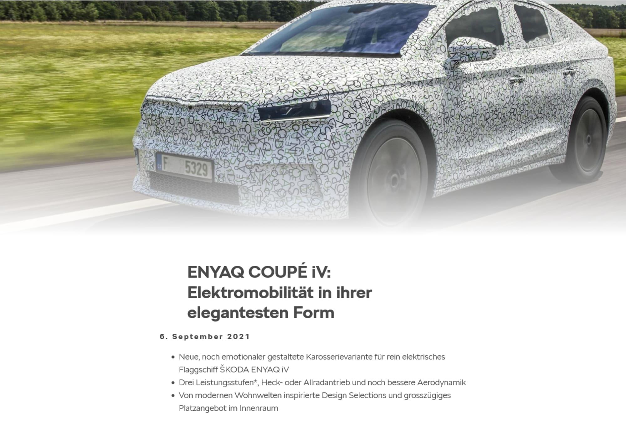 Screenshot 2021-09-24 at 16-31-49 ŠKODA ENYAQ COUPÉ iV Elektromobilität in ihrer elegantesten Form
