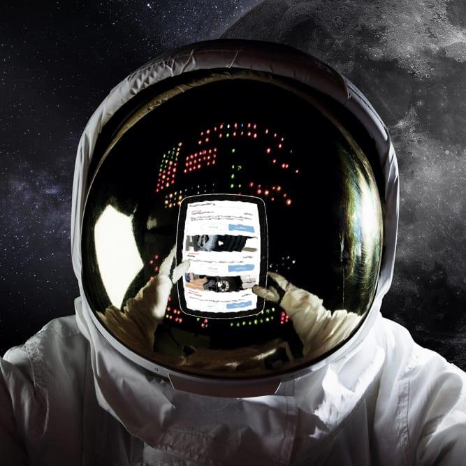 Aftersales_VW_FB-Bild_ServiceCam-Astronaut_KW06-20_DE